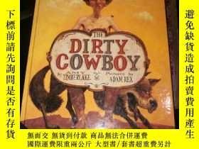 二手書博民逛書店DIRTY罕見COWBOYY8890 出版2001