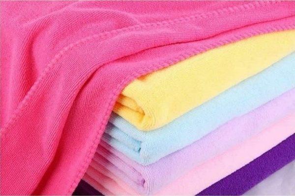 加厚款~新一代超細纖維浴巾 70*140cm 超大 超吸水 不變形 洗車 沙灘巾 毛巾 快乾 【4G手機】