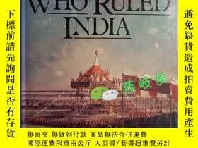 二手書博民逛書店The罕見Men Who Ruled India (Hardco