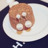 耳環 玫瑰金純銀鑲鑽-獨等時尚生日情人節禮物女飾品73ca235【時尚巴黎】