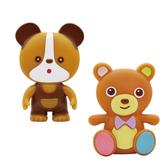 樂雅 軟膠玩具(2款可選)