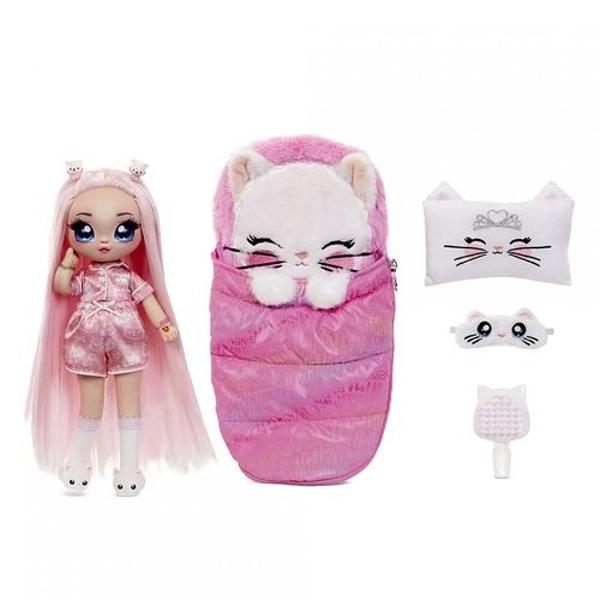 《 MGA Entertainment 》Na!Na!Na!砰砰驚喜11吋派對娃娃 - Mila Rose / JOYBUS玩具百貨