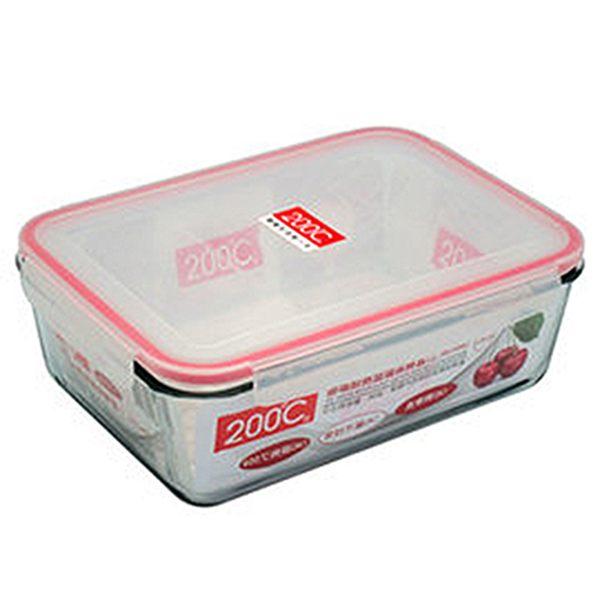 Artist 長方形耐熱玻璃保鮮盒2365ml(MF0329XL)