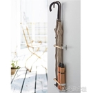 雨傘架 鐵藝家用雨傘架收納簡約創意磁鐵吸鐵壁掛站立傘架免釘門背冰箱貼 洛小仙女鞋