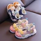女童涼鞋 寶寶鞋子夏季包頭軟底學步鞋兒童小女童鞋男童嬰兒涼鞋-Ballet朵朵