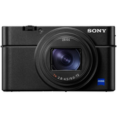 送原廠電池+Switch遊戲片三選一(動森/路易吉/寶可夢) 6期零利率 SONY DSC-RX100M7 輕巧數位相機 公司貨