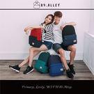 後背包 女包男包 獨家品牌撞色加厚尼龍 經典輕量配色款情侶後背包 89.Alley-HB89131
