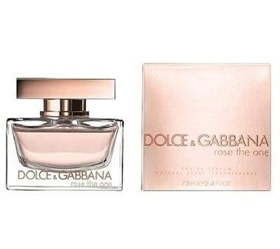 ※薇維香水美妝※D&G Rose The One 唯戀玫瑰 女性淡香精 5ml分裝瓶 實品如圖二
