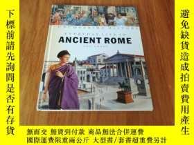 二手書博民逛書店UNCOVERING罕見HISTORY ANCIENT ROME