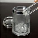 透明手提冰筒(附夾子)