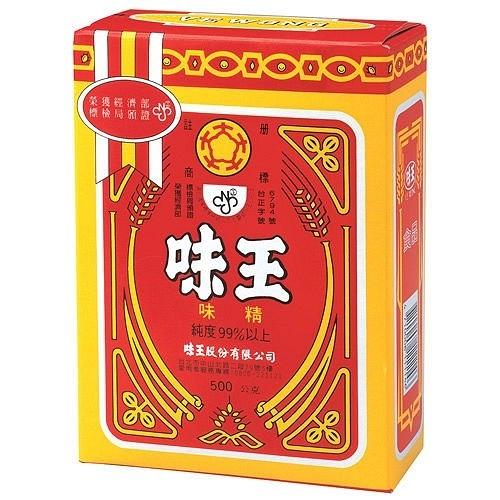 味王 味精 500g【康鄰超市】
