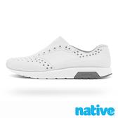 native 小童鞋 LENNOX 小雷諾鞋-霧灰x貝殼白x柏林灰