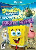 WiiU SpongeBob SquarePants: Plankton s Robotic Revenge 海綿寶寶:皮老闆機器人復仇記(美版代購)