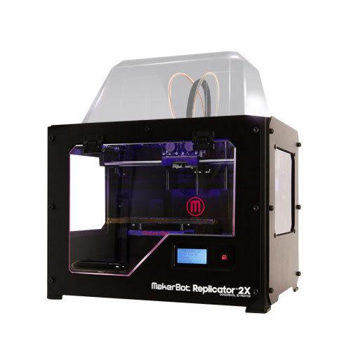 提供3D列印技術服務諮詢☆3D列印機【Makerbot Replicator 2X】3D印表機 3D列印機 3D printer 3D打印機