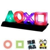現貨 PlayStation icons light 手把按鈕造型燈