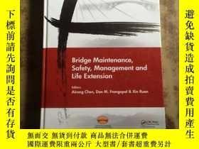 二手書博民逛書店Bridge罕見Maintenance, Safety, Man