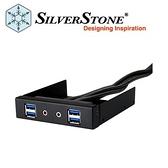 銀欣 3.5吋USB3.0擴充槽 FP32B-E