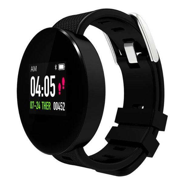 智慧手環 Umeox 智慧手錶藍牙手環男女來電提醒測心率測血壓深防潑水