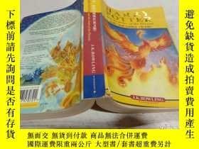 二手書博民逛書店HARRY罕見POTTER and the Order of the Phoenix《哈利波特與鳳凰社》Y20