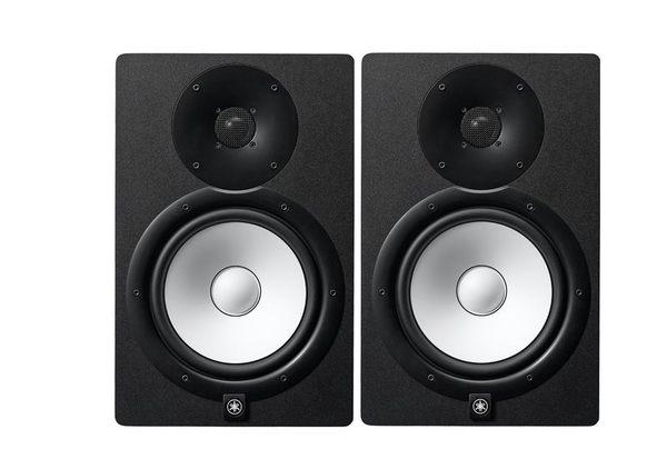 【金聲樂器廣場】全新 YAMAHA HS8 八吋 二音路 主動式 監聽喇叭