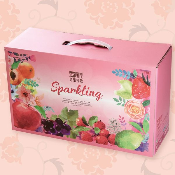 好匠訪 水果氣泡醋(12入/箱)(一組免運)