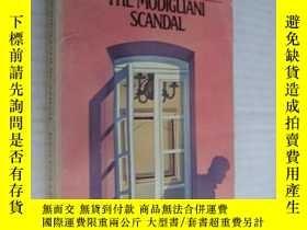 二手書博民逛書店The罕見Modigliani scandal:扉頁有書局印單,