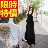 洋裝-無袖新款經典焦點韓版連身裙61a7[巴黎精品]