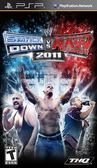 PSP WWE Smackdown vs Raw 2011 WWE 激爆職業摔角 2011(美版代購)