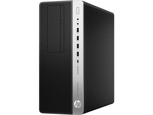 HP EliteDesk 800 G4 MT 4XT53PA 8代i7直立式商用電腦 ( I7-8700 / 8G / 1TB / WIN10) 取代2UQ00PA