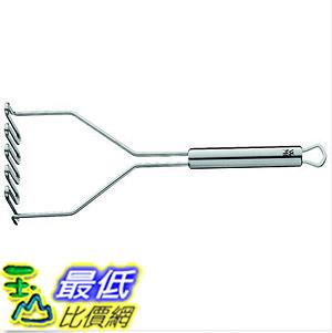 [103美國直購] 馬鈴薯專用加工器  WMF 1871696030 Profi Plus Wire Potato Masher 18/10 Cromargan stainless steel