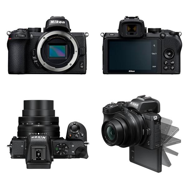 Nikon Z50 kit組〔含 16-50mm 鏡頭〕公司貨