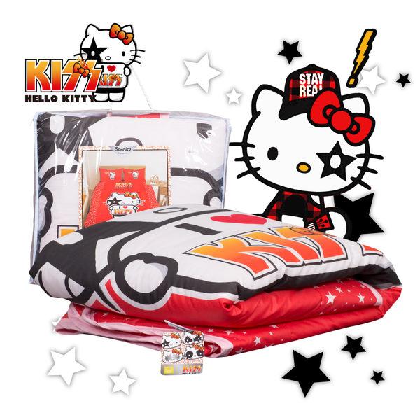 Hello Kitty 巨星 涼被 單人 台灣製