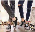 低板鞋女鞋鞋子休閒鞋幫學生布鞋韓版情侶潮幫運動男低春季帆布鞋