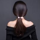 髮飾 髪夾女韓國ins簡約夾子頭飾頂夾髪卡一字夾中號橫夾馬尾夾彈簧夾【快速出貨八折鉅惠】