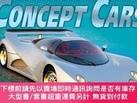 二手書博民逛書店Concept罕見Cars (Motor Mania)-概念車(汽車狂熱)Y364727 Jeffrey Zu
