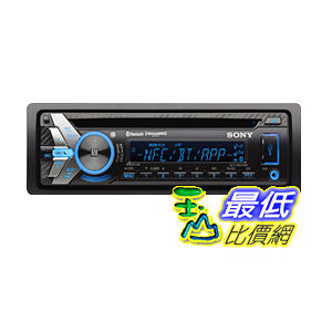 [103 美国直购] Sony MEXN5000BT NFC Bluetooth  CD Car Stereo Receiver with App Remote  $5942