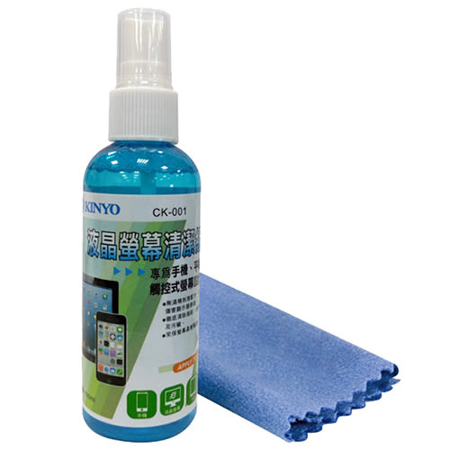 KINYO CK-001 液晶螢幕清潔組
