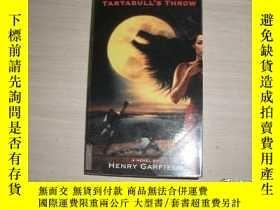 二手書博民逛書店TARTABULL S罕見THROW【156】Y10970 HENRY GARFIELD