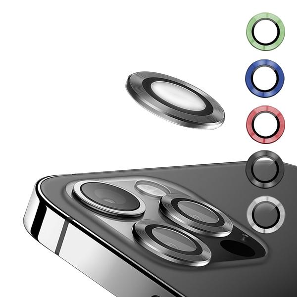 DR.TOUGH 硬博士 for iPhone 12 6.1吋 / 12 Mini 5.4吋 航空鋁鏡頭保護貼- 此為二顆鏡頭 請選型號顏色