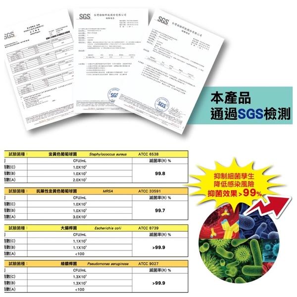(6折出清) 抗菌口罩過濾片 (淺褐色) (50入/包) 附送1捲雙面膠 SGS檢測 抗菌99%