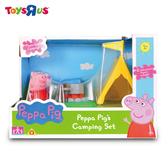 玩具反斗城 PEPPA PIG 粉紅豬小妹-戶外露營組