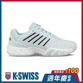 K-SWISS Bigshot Light 3輕量進階網球鞋-女-粉綠