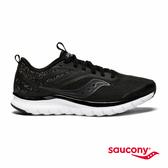 SAUCONY LITEFORM MILES 輕運動休閒鞋款-經典黑