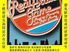 二手書博民逛書店THE罕見URBAN REAL ESTATE GAME【英文原版