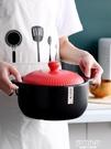 陶瓷小砂鍋燉鍋家用燃氣耐高溫煲湯沙鍋煤氣灶煲仔飯專用石鍋拌飯 夢幻小鎮