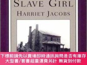 二手書博民逛書店Incidents罕見in the Life of a Slave Girl女奴生平(諾頓評論版),哈麗雅特·雅各