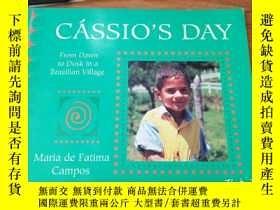 二手書博民逛書店Cassio s罕見Day : Brazil (Child s