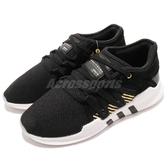 【四折特賣】adidas 復古慢跑鞋 EQT Racing ADV W Equipment 黑 金 運動鞋 女鞋【PUMP306】 B37089