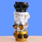 人頭像太陽眼鏡架子展示架櫥窗柜臺擺放時尚創意道具裝飾陳列頭模 雙十二全館免運