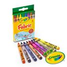 美國Crayola繪兒樂 布料彩繪蠟筆8色 麗翔親子館